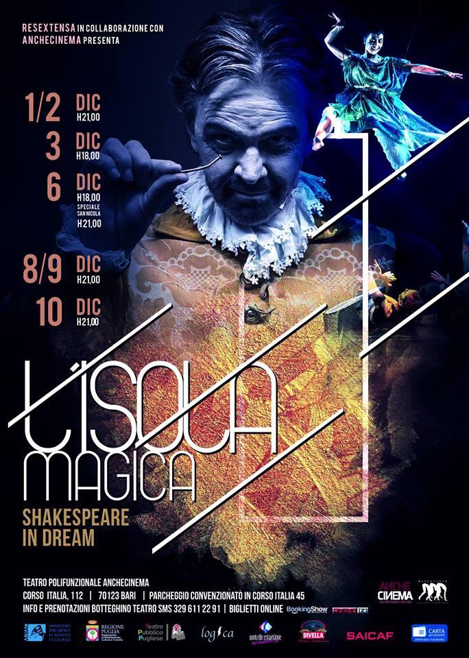 Shakespeare In Dream - L'Isola Magica