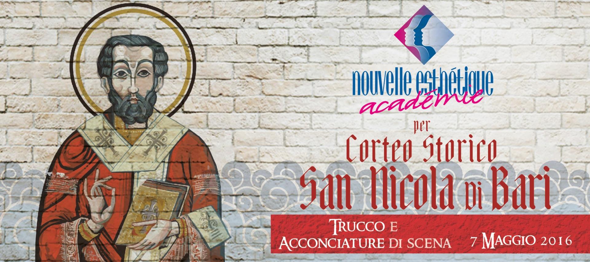 Corteo Storico San Nicola Ed. 2016-trucco-acconciature