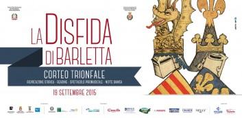 Corteo Trionfale della Disfida di Barletta Ed. 2015 - Foto 1