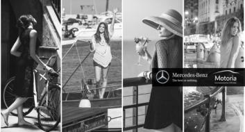 Motoria – Mercedes Benz Cult Commercial BiF&st 2016 Edition - Foto 1
