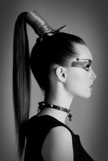 creative-fashion-makeup-trucco-capelli-hair-acconciatura-coda-capelli