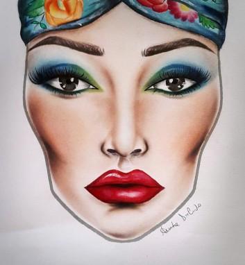 face-chart-makeup-trucco