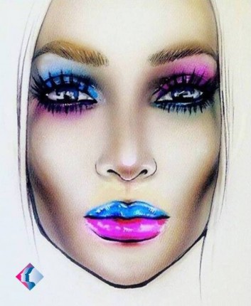 face-chart-trucco-makeup-moda-fashion