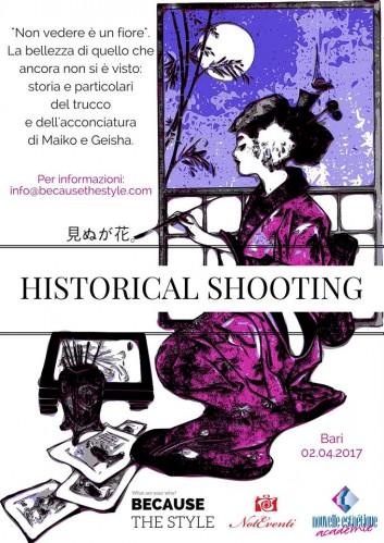 Geisha & Maiko – Historical Shooting - Foto 1