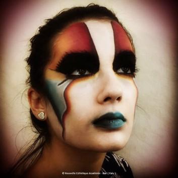 makeup-facepainting-trucco-creativo-carnevale-Nouvelle