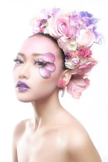 makeup-fashion-creative-trucco