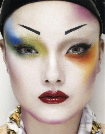 modern-editorial-makeup-trucco-japan-giappone-geisha