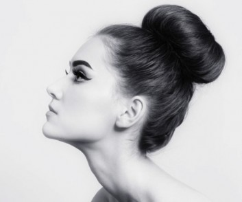 top-knot-acconciatura-hairstyle-makeup-trucco-vintage