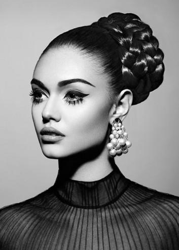 vintage-black-nero-bianco-makeup-fashion-trucco-hair-capelli-nouvelle