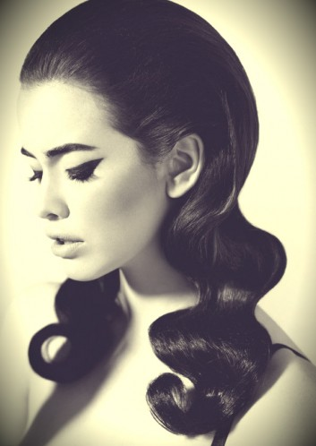 vintage-waves-makeup-hair-retro-60s-Nouvelle